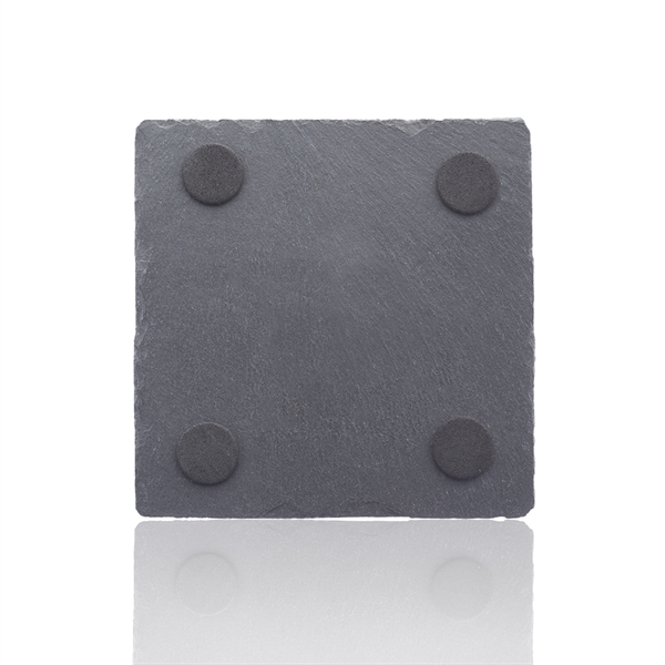 Sohag Square Slate Shape Coaster