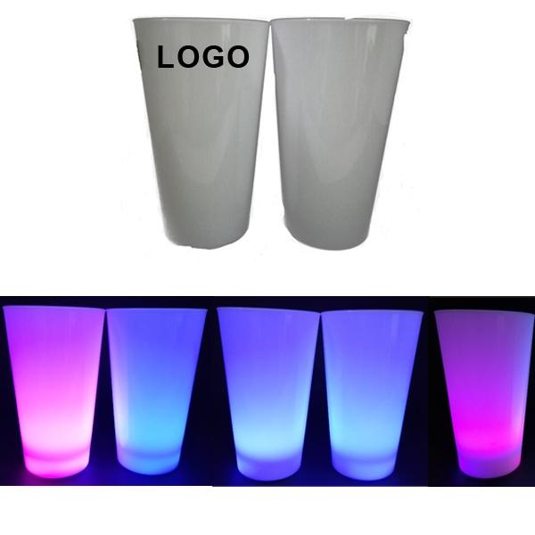 12 OZ Mug With Multi-Colored LED Lights