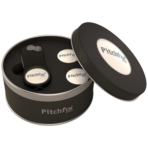 Pitchfix® Hat Clip Tin