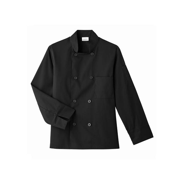 Five Star Chef Apparel 8 Button Chef Jacket (White)