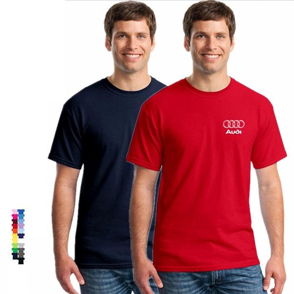 Gildan 63000 Heavy Cotton Classic Fit Adult T-Shirt 5.3 oz.