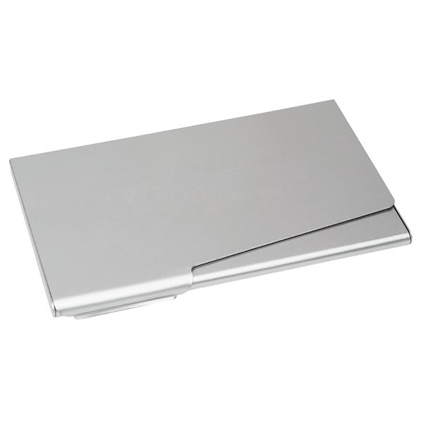 Business Card Holder - Business card holder. Aluminum case.