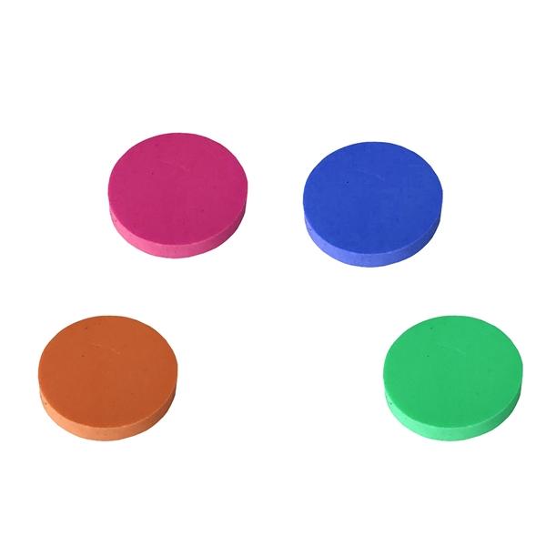 Round Rubber Eraser