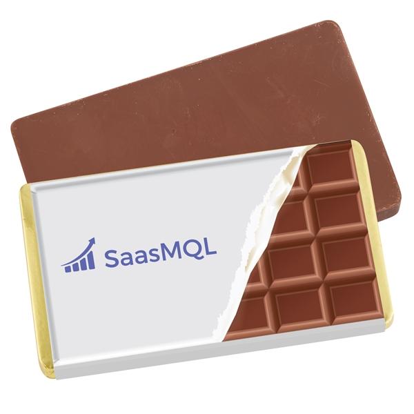 Belgian Chocolate Bar (1 oz.)