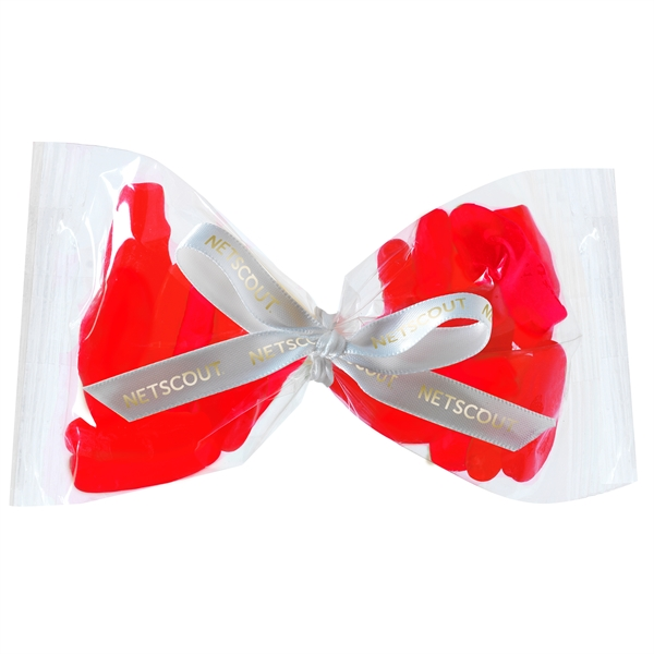 Bow Tie Snack Pack / Swedish Fish®-Small Red