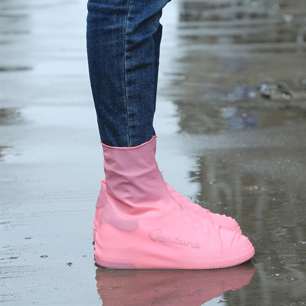 Silicone Shoe Covers Waterproof and Reusable