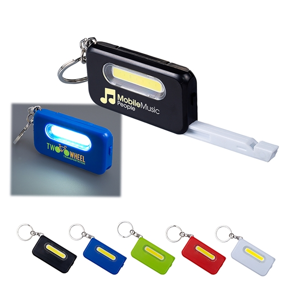 COB Light with Whistle