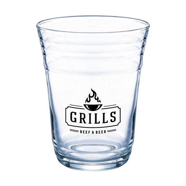 16 oz. Glass Party Cup