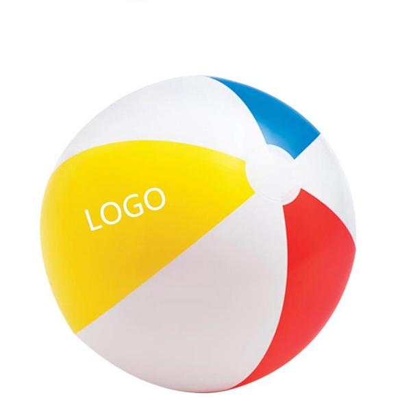 16'' Multi-Color Custom Beach Ball