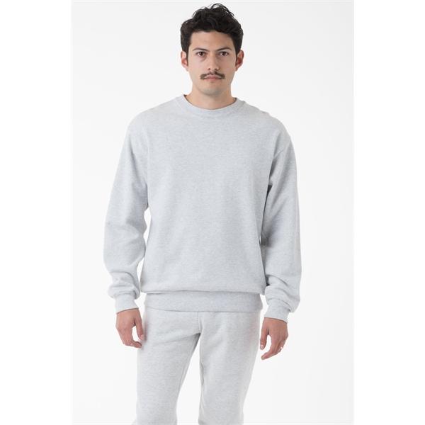 Men - 14 oz  Heavy Fleece Pullover Crewneck Sweatshirt