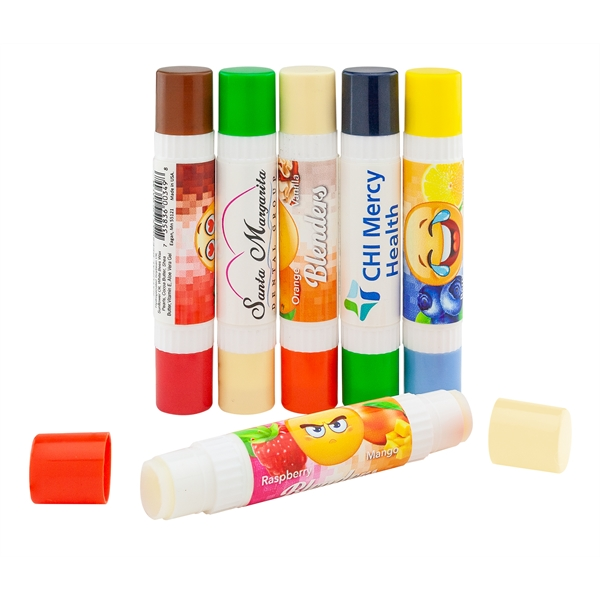 Double Sided Beeswax Lip Balm