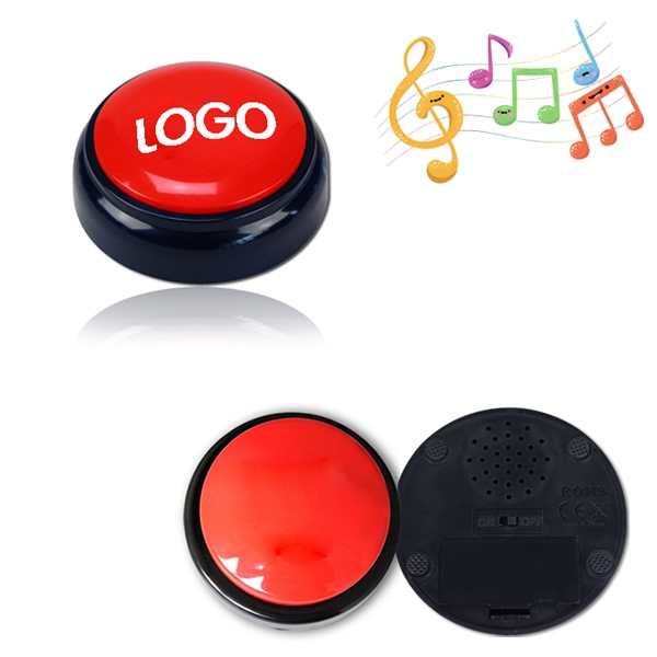 Sound Button 10 second Custom Sound Box Talking Button Toys
