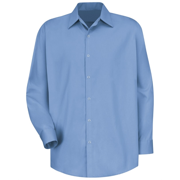 Red Kap Long Sleeve Specialized Cotton Work Shirt