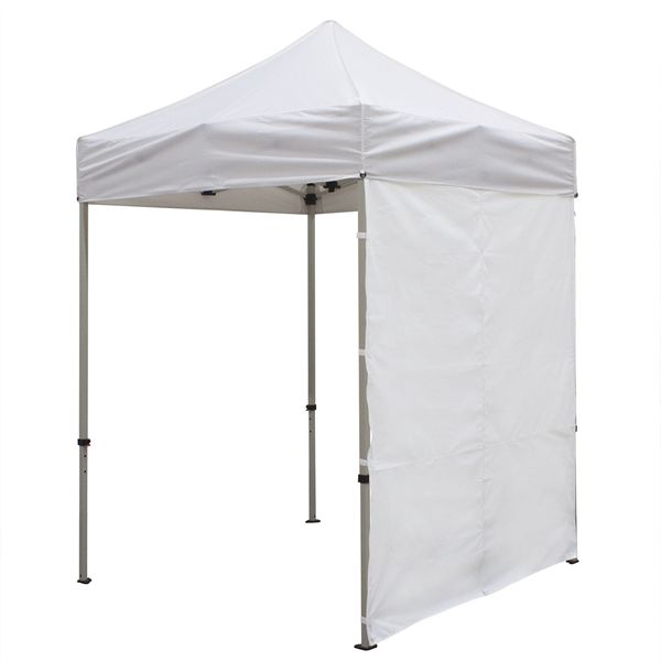 6' Middle Zipper Wall for Event Tents (Unimprinted)