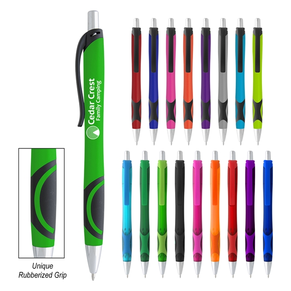 Bullseye Pen