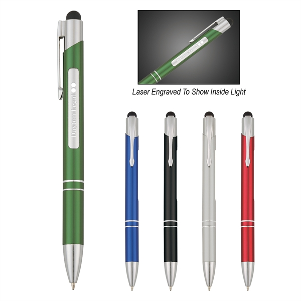 Argo Light Up Stylus Pen