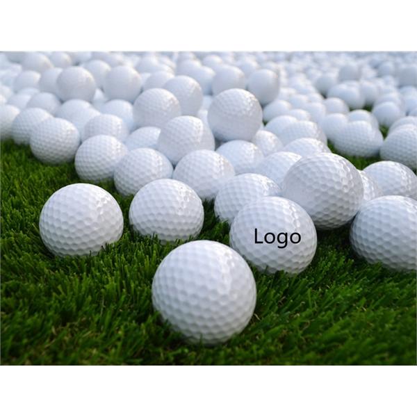 Outdoor Sport Tournament White Practice Golf Ball