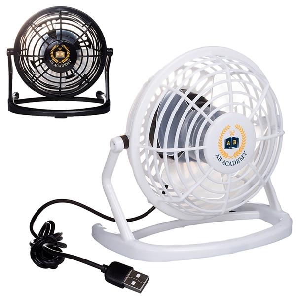 USB Powered Desk Fan