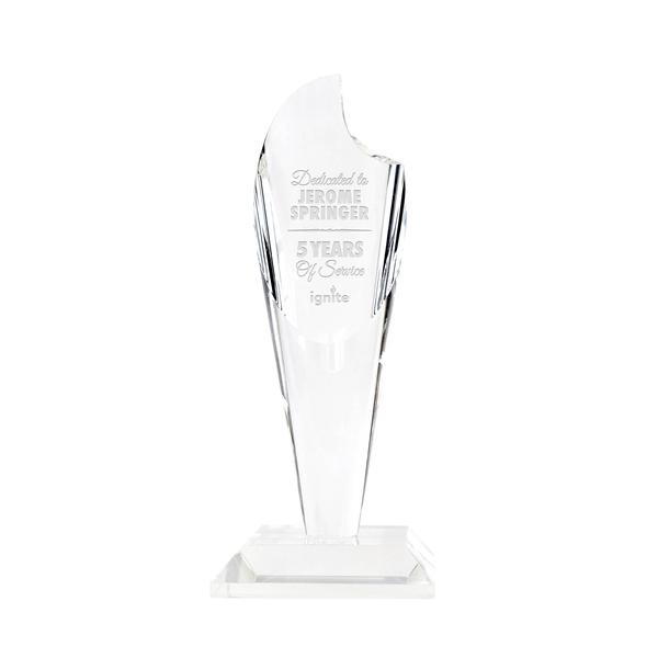 Optical Crystal Torch Award