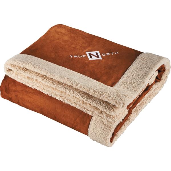 Appalachian Sherpa Blanket - Appalachian Sherpa Blanket