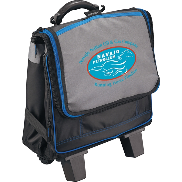 California Innovations® 50 Can Rolling Cooler - California Innovations® 50 Can Jumpsack Cooler