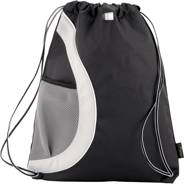 Arches Recycled PET Drawstring Sportspac