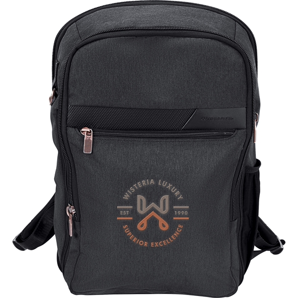 "Cutter & Buck Slim 15"" Computer Backpack"