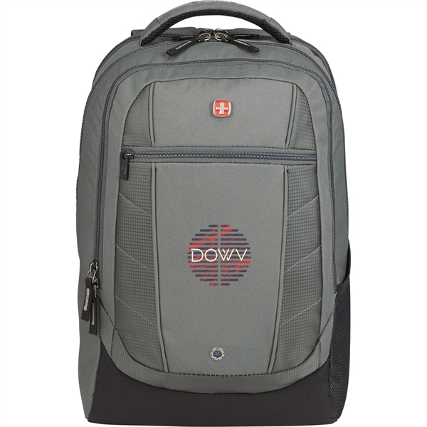 """Wenger Pro Check 17"""" Computer Backpack"""
