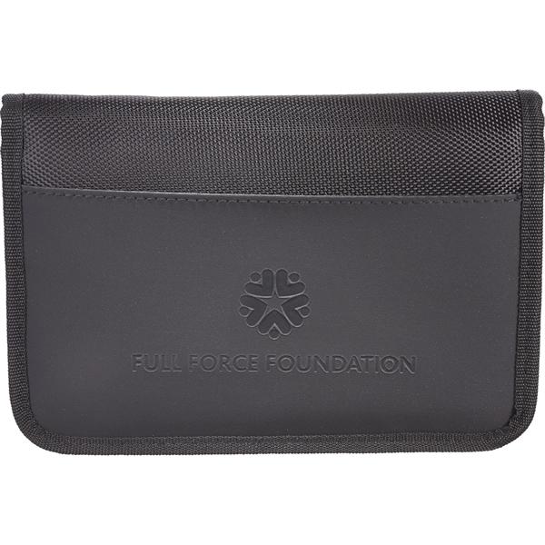 elleven™ RFID Travel Wallet with Power Pocket