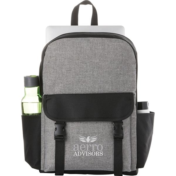 "Buckle 15"" Computer Backpack"