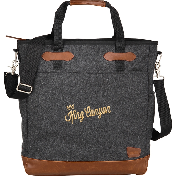 "Field & Co.® Campster Wool 15"" Computer Tote"