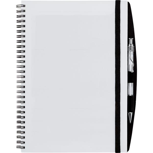 "7"" x 10"" Reveal Large Spiral JournalBook®"