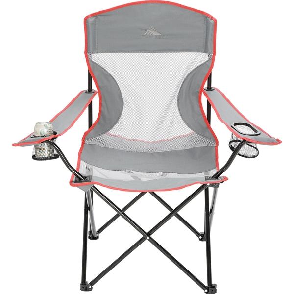 High Sierra® Camping Chair (300lb Capacity)