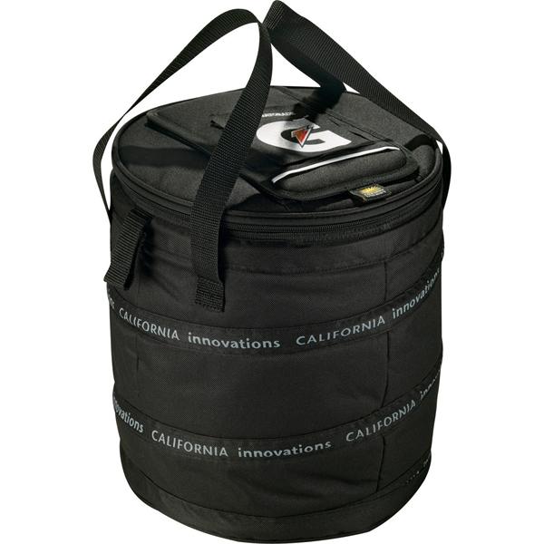 California Innovations® 24 Can Barrel Cooler - California Innovations® 24 Can Barrel Cooler