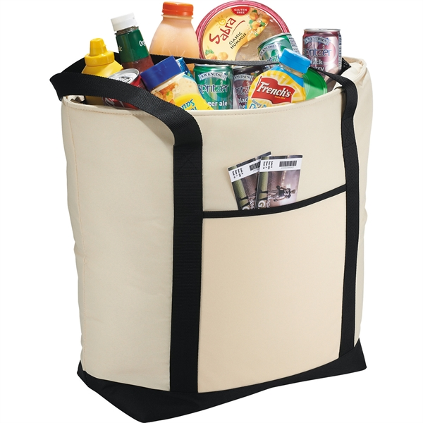 California Innovations® 56 Can Boat Tote Cooler - California Innovations® 56 Can Boat Tote Cooler