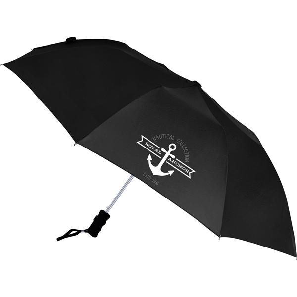 42'' Auto Open Windproof Umbrella
