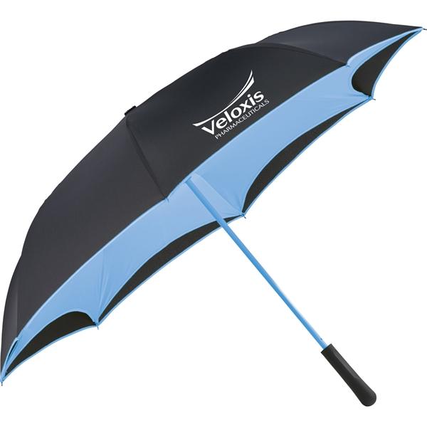 """48"""" Colorized Manual Inversion Umbrella"""