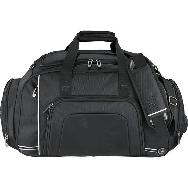 """Cutter & Buck® Tour 22"""" Deluxe Duffel Bag"""