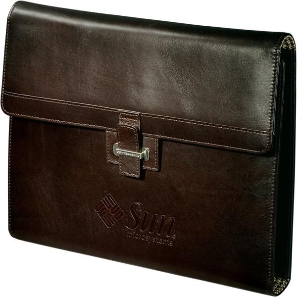 Cutter & Buck® American Classic Tri-Fold Padfolio