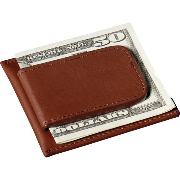 Cutter & Buck® Money Clip Card Case - Cutter & Buck® Money Clip Card Case