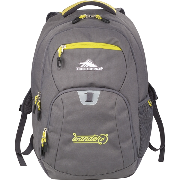 "High Sierra BTS 15"" Computer Backpack"