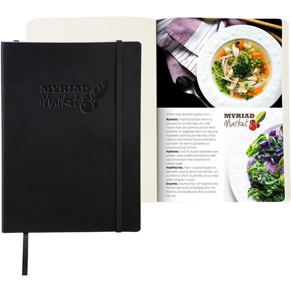 Pedova Large Ultra Soft Graphic Page JournalBook™