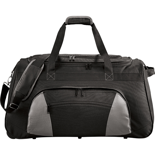 "Excel 26"" Wheeled Travel Duffel Bag"