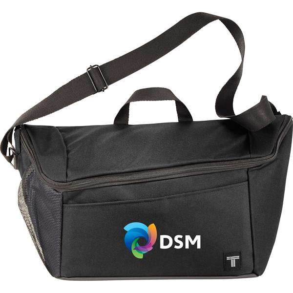 "Tranzip 13"" Computer Sling Backpack"