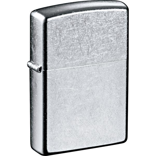 Zippo® Windproof Lighter Street Chrome