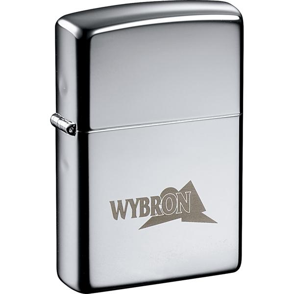Zippo® Windproof Lighter High Polish Chrome
