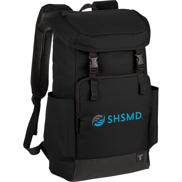 """Tranzip 15"""" Commuter Computer Backpack"""