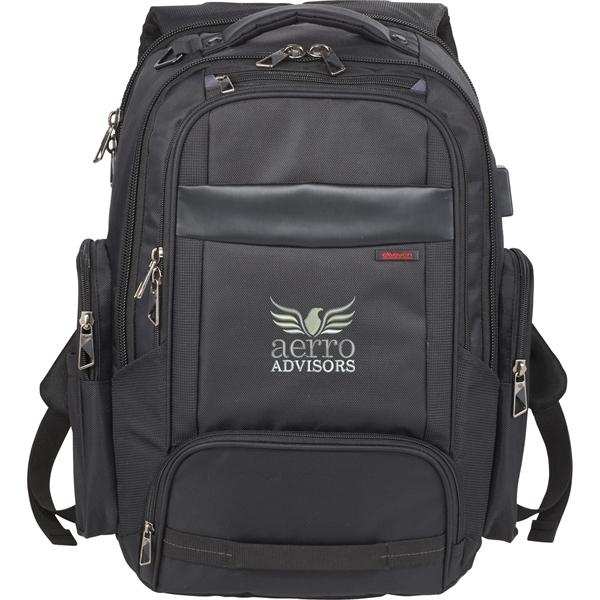 """elleven Rogue 15"""" TSA Computer Backpack"""