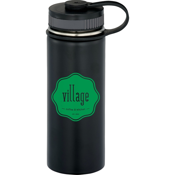 Trek Vacuum Insulated Bottle 18oz