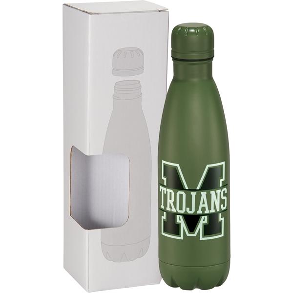 Copper Vacuum Insulated Bottle 17oz w/ Window Box